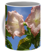 Angel's Trumpet Coffee Mug