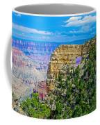 Angel's Window At Cape Royal On North Rim Of Grand Canyon-arizona Coffee Mug