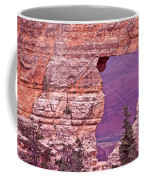 Angel's Window  Grand Canyon Coffee Mug
