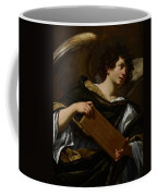 Angels With Attributes Of The Passion Coffee Mug