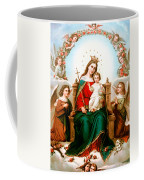 Angels With Roses Coffee Mug