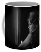 Angie Dickinson Homage As Feathers In Rio Bravo Old Tucson Arizona 1968 Coffee Mug