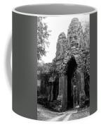 Angkor Thom East Gate 01 Coffee Mug
