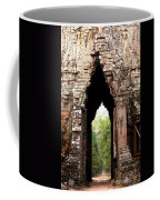 Angkor Thom East Gate 02 Coffee Mug