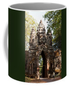 Angkor Thom North Gate 01 Coffee Mug