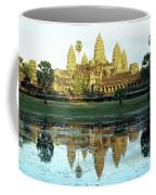 Angkor Wat Reflections 01 Coffee Mug
