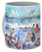 Angling In Gran Canaria Coffee Mug