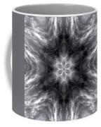 Angry Clouds Mandala1 Coffee Mug
