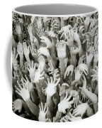 Anguish Coffee Mug by Shaun Higson