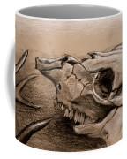 Animal Bones Coffee Mug
