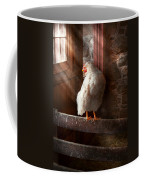 Animal - Chicken - Lost In Thought Coffee Mug