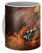 Animal - Frog - Lick The Green Frog Coffee Mug