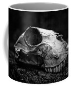 Animal Skull Coffee Mug