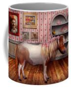 Animal - The Pony Coffee Mug by Mike Savad