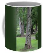 Animal Tree Totem Coffee Mug