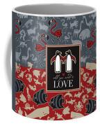 Animals And Love Coffee Mug