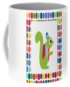 Animals Whimsical 3 Coffee Mug