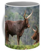 Ankole Longhorn 2 Coffee Mug