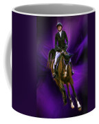 Ann Knight Karrasch On Horse Coral Reef Aajee Coffee Mug