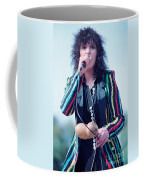 Ann Wilson Of Heart At 1981 Day On The Green In Oakland Ca Coffee Mug