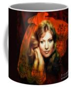 Anna German Coffee Mug by Mo T