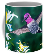 Anna's Hummingbird Coffee Mug