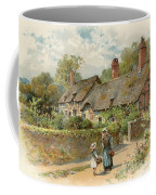 Anne Hathaway's Cottage At Shottery Coffee Mug