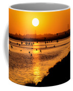 Anniversary Sunset Coffee Mug