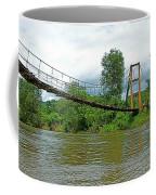 Another Bridge Over River Kwai In Kanchanaburi-thailand Coffee Mug