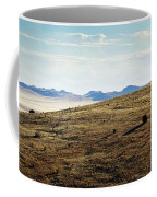 Another Color View Of West Texas Coffee Mug