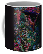Another Day In Paradise - Digital 1 Coffee Mug