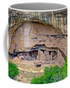 Another Dwelling On Chapin Mesa In Mesa Verde National Park-colorado  Coffee Mug
