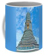 Another Stupa At Grand Palace Of Thailand In Bangkok Coffee Mug