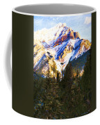 Another View Of My Mountain Coffee Mug