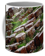Another View Of The Giant's Causeway Coffee Mug