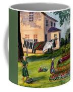 Another Way Of Life II Coffee Mug by Marilyn Smith