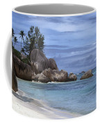 Anse Source D'argent Coffee Mug