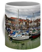 Anstruther Harbour Coffee Mug