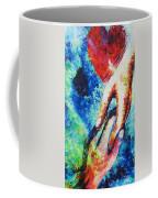 Answered Prayer Coffee Mug