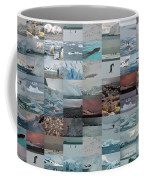 Antarctic Mosaic Coffee Mug