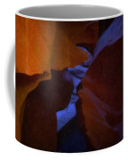 Antelope Canyon 36 Coffee Mug