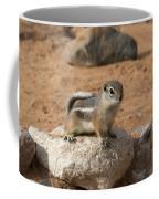 Antelope Ground Squirrel Coffee Mug