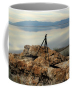 Antelope Island Sunset - 3 Coffee Mug