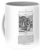 Anti-slavery, 1835 Coffee Mug