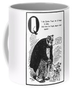 Anti-trust Cartoon, 1902 Coffee Mug