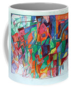 Birth-pangs Of Redemption 1 Coffee Mug
