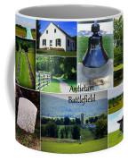 Antietam Collage Coffee Mug