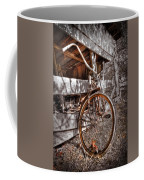 Antique Bicycle Coffee Mug