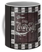 Antique Coca Cola Signs Coffee Mug