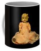 Antique Doll 2 Coffee Mug